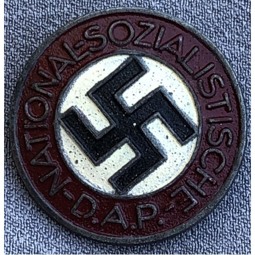 NSDAP Membership Badge # 6191