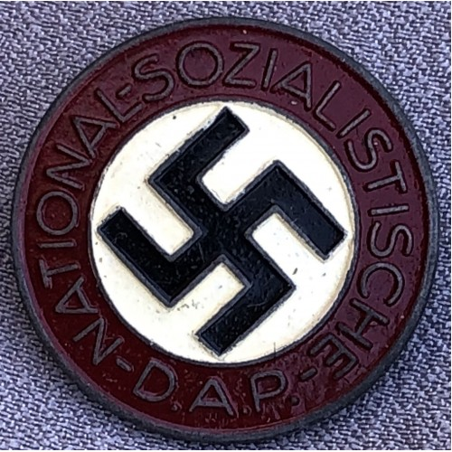 NSDAP Membership Badge # 6193
