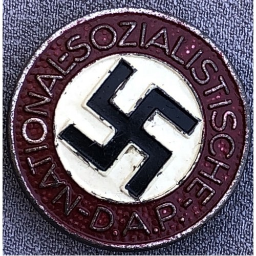 NSDAP Membership Badge # 6194