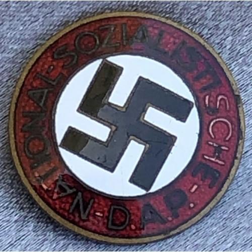 NSDAP Membership Badge # 6200