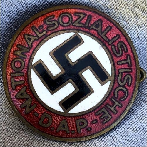 NSDAP Membership Badge   # 6203