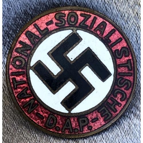NSDAP Membership Badge # 6204