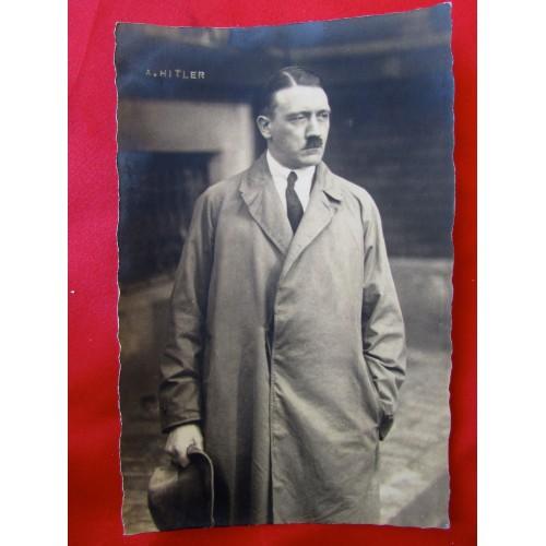A. Hitler Postcard # 6257
