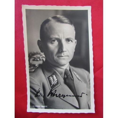 Robert Wagner Postcard  # 6259