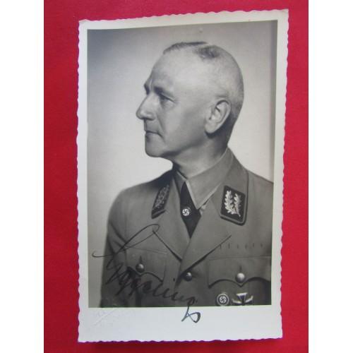 Gauleiter Joachim Eggeling Postcard # 6260
