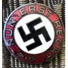 Nun Erst Recht Badge # 6270