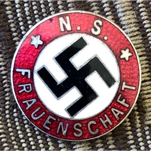 N.S. Frauenschaft Badge # 6280