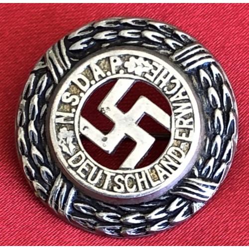 N.S.D.A.P. Deutschland Erwache Badge  # 6282