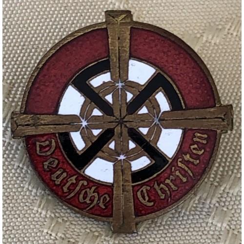 Deutsche Christen Badge # 6283