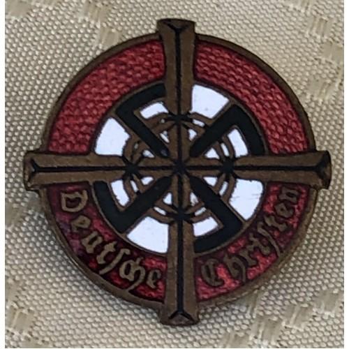Deutsche Christen Badge # 6284
