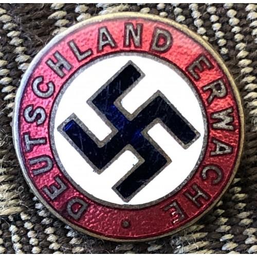 Deutschland Erwache Badge # 6264