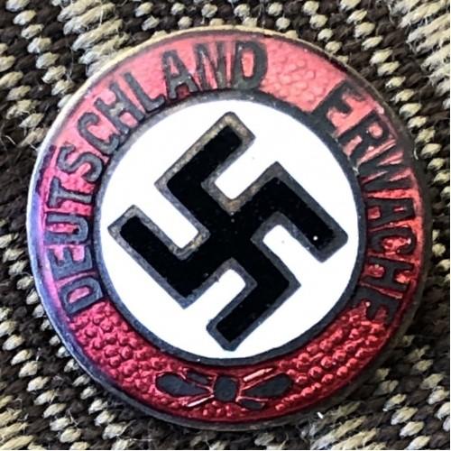 Deutschland Erwache Badge # 6265