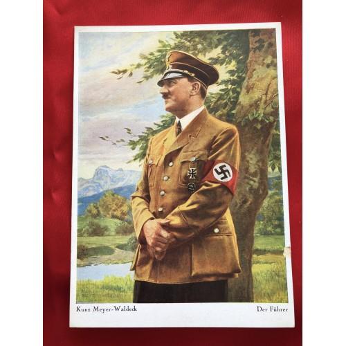 Der Führer Postcard # 6303