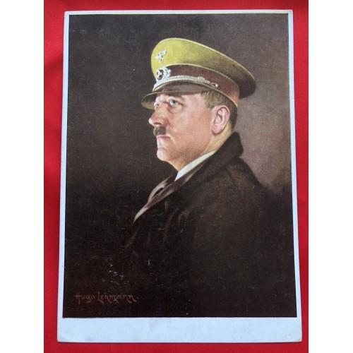 Adolf Hitler Postcard # 6328