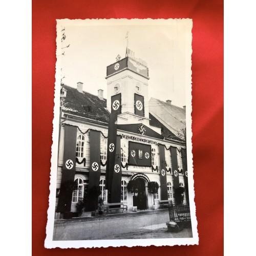 NS Linz Rathaus Postcard  # 6342