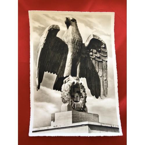 Stadt der Reichsparteitage Nürnberg Adler Postcard # 6355