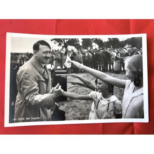 Der Gruss der Jugend Postcard # 6380