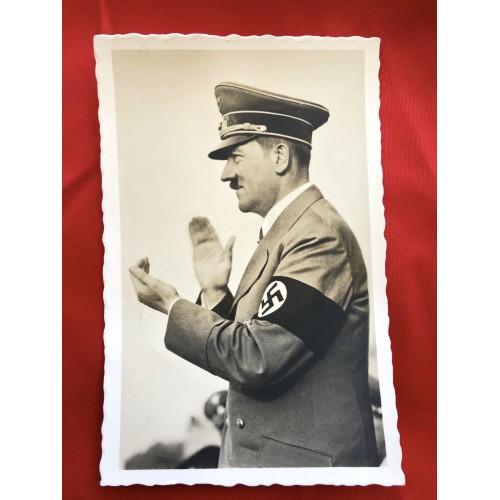 Adolf Hitler Postcard # 6391