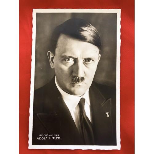 Reichskanzler Adolf Hitler Postcard # 6398