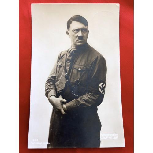 Der Führer Postcard # 6417