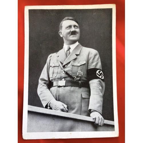 Adolf Hitler Postcard # 6421