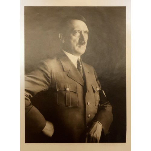 Adolf Hitler Photograph  # 6430
