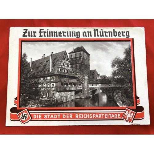 Zur Erinnerung an Nürnberg Postcard # 6433