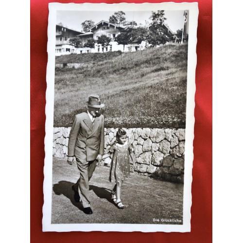Die Glückliche at Berchtesgaden Postcard # 6435