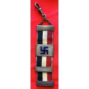 Swastika Watch FOB # 6477