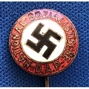 Parteiabzeichen NSDAP Stickpin # 6487