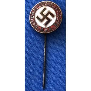 Parteiabzeichen NSDAP Stickpin # 6488