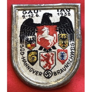 Süd Hannover Braunschweig Party Day Badge  # 6493