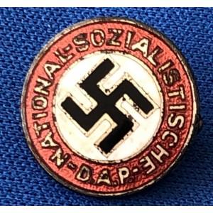 Parteiabzeichen NSDAP Badge # 6491