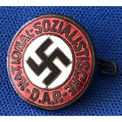 Parteiabzeichen NSDAP Badge # 6494