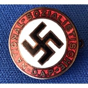Parteiabzeichen NSDAP Badge # 6495