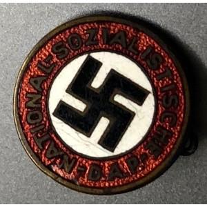 Parteiabzeichen NSDAP Badge # 6496
