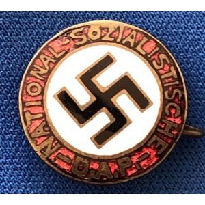 Parteiabzeichen NSDAP Badge # 6497