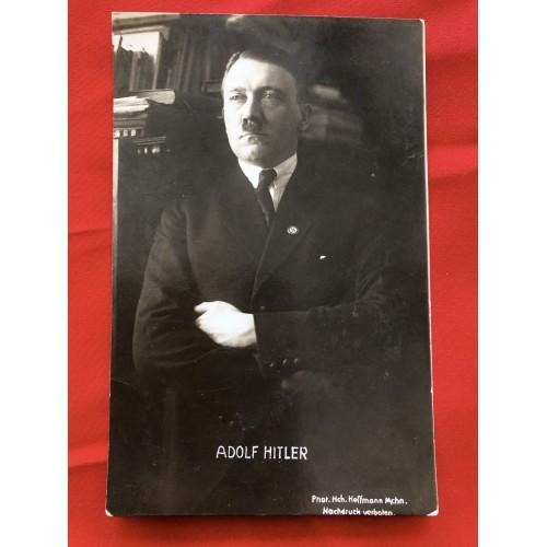 Adolf Hitler Postcard  # 6502