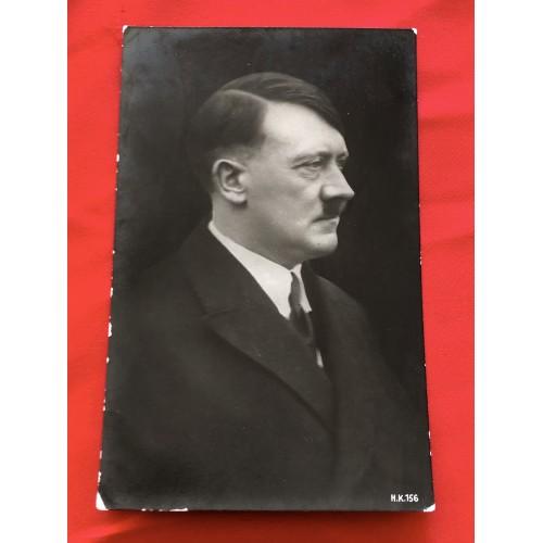 Adolf Hitler Postcard  # 6503