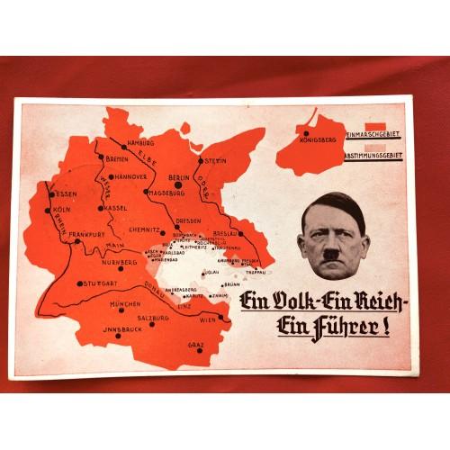 Führer Postcard # 6513