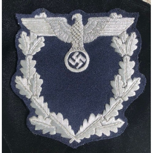 Foreign Service Sleeve Insignia # 6541