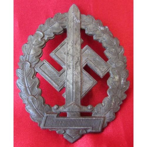 Wounded SA War Veteran Badge # 6546
