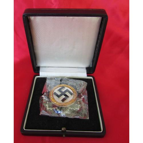 German Cross in Gold # 6549