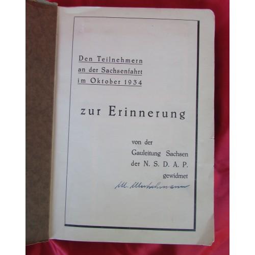 Gau Saxony Album # 6551