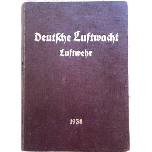 Deutsche Luftwaffe Luftwehr 1938 # 6553