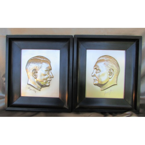 Hitler & Göring Framed Images # 6557