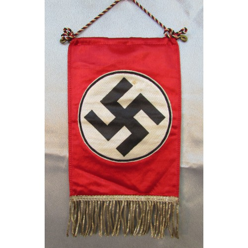 NSDAP Table Banner # 6563