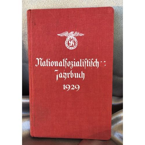 Nationalsozialistisches Jahrbuch 1929 # 6571