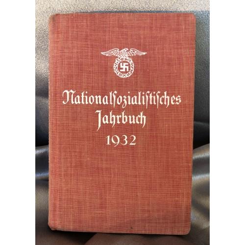 Nationalsozialistisches Jahrbuch 1932 # 6572