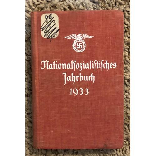 Nationalsozialistisches Jahrbuch 1933 # 6573